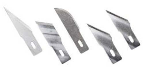 Excel Hobby 20004 Assorted Blade 5 pack/K2 K5 K6