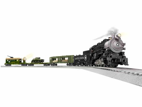 Lionel Trains 1923100 US Steam LionChief Train Set With Bluetooth O Gauge