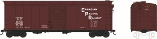 Bowser Trains 41766 HO Scale 40' Boxcar CP #257553