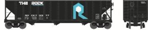 Bowser Trains 41747 HO Scale 100t 3-Bay Hopper RI #700127