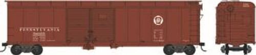 Bowser Trains 41652 HO Scale X32 Boxcar PRR Circle Keystone #58955