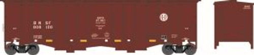 Bowser Trains 37920 N Scale Airslide Hopper BNSF Buffer Car #808126