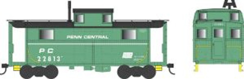 Bowser Trains 37892 N Scale N5 Caboose PC #22813