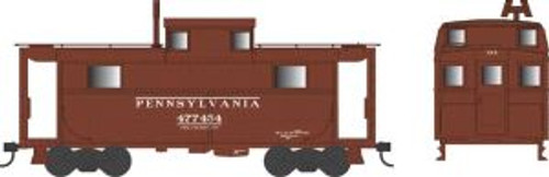 Bowser Trains 37894 N Scale N5 Caboose PRR Early Scheme #477367