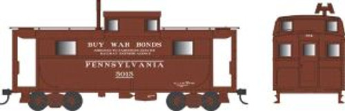 Bowser Trains 37898 N Scale N5 Caboose PRR Early REA #5015
