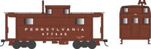 Bowser Trains 37907 N Scale N5 Caboose PRR Futura Scheme #477345