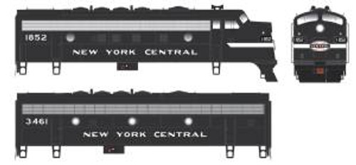 Bowser Trains 24064 HO Scale F7A Diesel NYC #1842