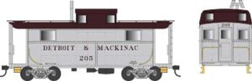 Bowser Trains 37884 N Scale N5 Caboose Detroit & Mackinac #205