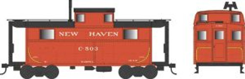 Bowser Trains 37888 N Scale N5 Caboose NH #C501