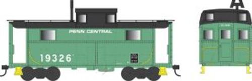 Bowser Trains 37890 N Scale N5 Caboose PC #19233