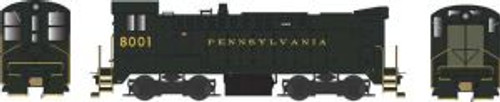 Bowser Trains 24801 HO Scale DS 4-4-1000 Diesel PRR #8001
