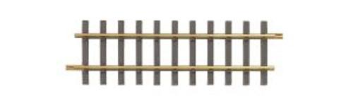 Bachmann 94651 G Scale 12 Brass Straight Track 12 piece