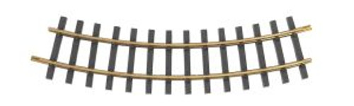 Bachmann Trains 94653 G Scale 4' D Brass Curved Track 12 piece