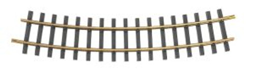 Bachmann Trains 94654 G Scale 5' D Brass Curved Track 12 piece