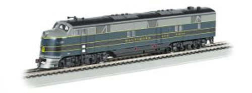 Bachmann Trains 66605 HO Scale E7A Diesel B&O DCC Sound