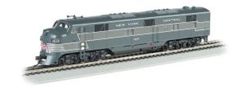 Bachmann Trains 66604 HO Scale E7A Diesel NYC DCC Sound