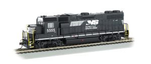 Bachmann Trains 66802 HO Scale GP38-2 Diesel NS #5555 DCC Sound