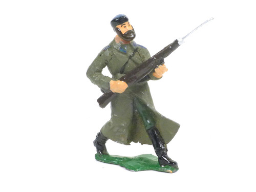 Authenticast Toy Soldiers Serbian Infantry Charging 1904