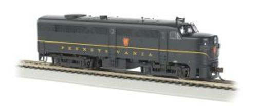 Bachmann Trains 64706 HO Scale FA-2 Diesel PRR grn 1-stripe DCC Sound
