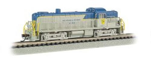 Bachmann Trains 64259 N Scale RS-3 Diesel D&H #4103 DCC