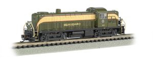 Bachmann Trains 64258 N Scale RS-3 Diesel SBD #1633 DCC