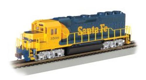 Bachmann Trains 60304 HO Scale GP40 Diesel SF #3508 DCC