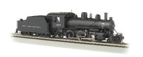 Bachmann 51708 HO Scale 2-6-0 Steam Loco NYC #1907 DCC Ready