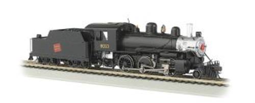 Bachmann Trains 51709 HO Scale 2-6-0 Steam Loco CN #6013 DCC Ready