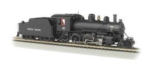 Bachmann Trains 51711 HO Scale 2-6-0 Steam Loco UP #40 DCC Ready