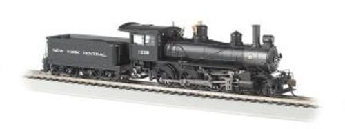 Bachmann Trains 52201 HO Scale 4-6-0 Steam Loco NYC #1238 DCC Ready