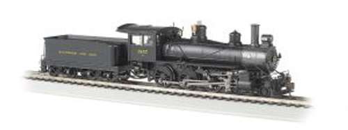 Bachmann Trains 52202 HO Scale 4-6-0 Steam Loco B&O #1357 DCC Ready
