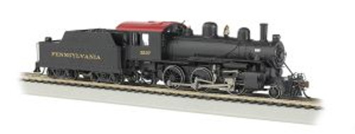 Bachmann Trains 51707 HO Scale 2-6-0 Steam Loco PRR #3237 DCC Ready