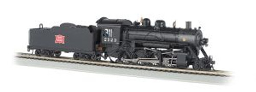 Bachmann Trains 51317 HO Scale 2-8-0 Steam Loco Rock Island #2123 DCC