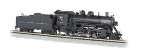 Bachmann Trains 51354 N Scale 2-8-0 Steam Loco NYC #1156 DCC Sound