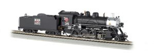 Bachmann Trains 51316 HO Scale 2-8-0 Steam Loco WP #35 DCC
