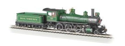 Bachmann Trains 51403 HO Scale 4-6-0 Steam Loco SOU #1087 grn DCC Sound