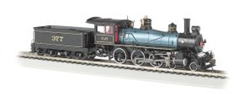 Bachmann Trains 51404 HO Scale 4-6-0 Steam Loco C&O #377 DCC Sound