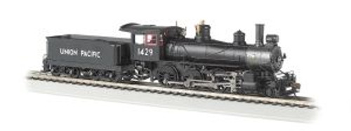 Bachmann Trains 51402 HO Scale 4-6-0 Steam Loco UP #1429 DCC Sound