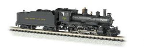 Bachmann Trains 51461 N Scale 4-6-0 Steam Loco B&O #2020B DCC