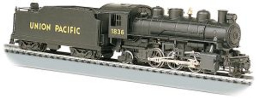 Bachmann Trains 51501 HO Scale 2-6-2 Prairie Steam Loco UP #1836 w/Smoke