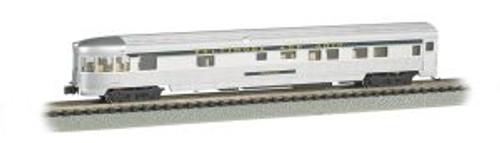 Bachmann Trains 14553 N Scale 85' Streamline Observation B&O