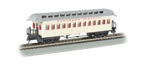 Bachmann Trains 15103 HO Scale Old-Time Coach Northern Central