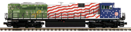 MTH Trains 20-21157-1 Kansas City Southern SD70ACe Diesel Engine O Scale