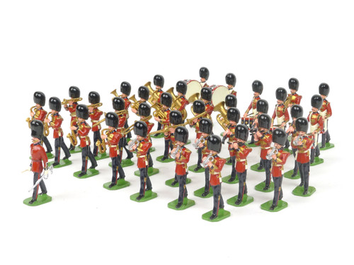 Ducal Military Figures 36 Piece Band of the Scots Guards