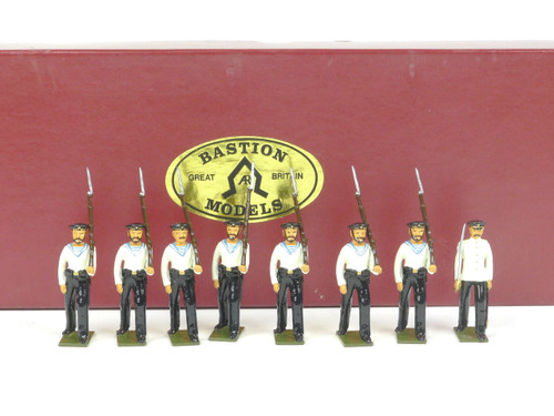 Bastion Models B10 Russian Sailors Marching 1900