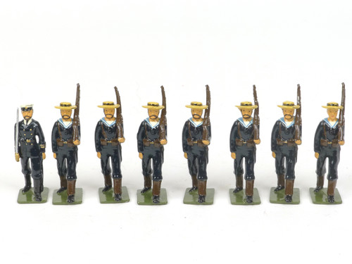 Bastion Models Toy Soldiers B18 Royal Navy 1900