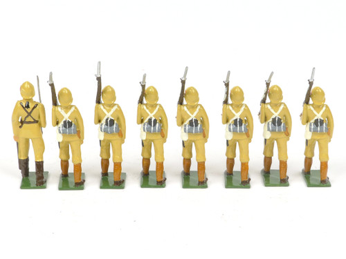 Bastion Models Toy Soldiers B13 Royal Welch Fusiliers