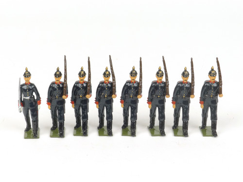 Bastion Models Toy Soldiers A7 Prussian Infantry 1900