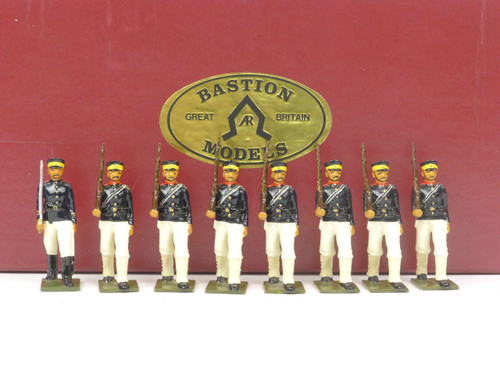 Bastion Models Toy Soldiers B6 Japanese Infantry 1900