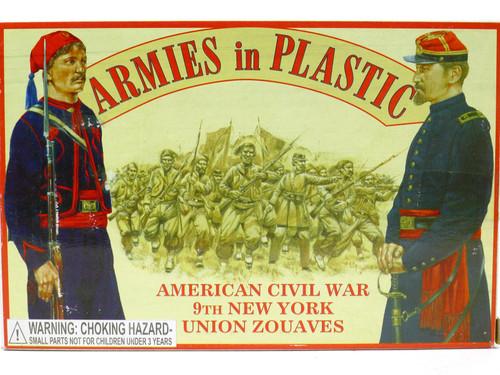 Armies in Plastic 5435 American Civil War Union Zouaves